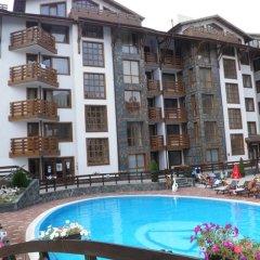 Отель Belvedere Holiday Club Болгария, Банско - отзывы, цены и фото номеров - забронировать отель Belvedere Holiday Club онлайн бассейн фото 3