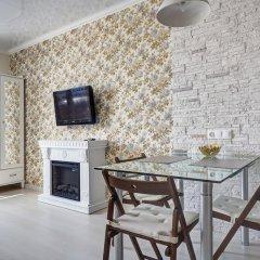 Апартаменты на Егорова Студия с различными типами кроватей фото 26