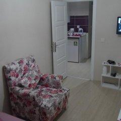 Отель Tuba Residence Апартаменты с различными типами кроватей фото 18