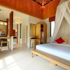 Отель The Mangrove Panwa Phuket Resort 4* Студия Делюкс с двуспальной кроватью фото 5