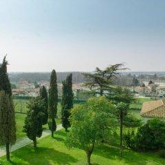 Отель Villa Dragoni Буттрио балкон