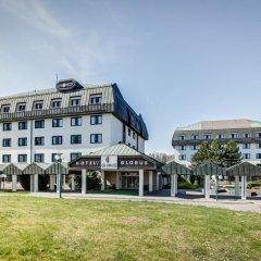Globus Hotel 3* Стандартный номер с различными типами кроватей фото 4
