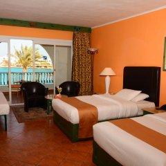 Отель Arabia Azur Resort 4* Стандартный номер с различными типами кроватей фото 11