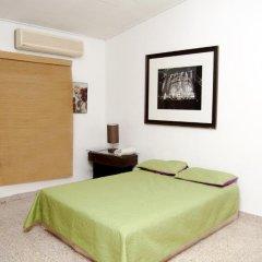 La Hamaca Hostel Стандартный номер с двуспальной кроватью (общая ванная комната) фото 2