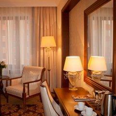 Президент-Отель 5* Стандартный номер разные типы кроватей фото 20