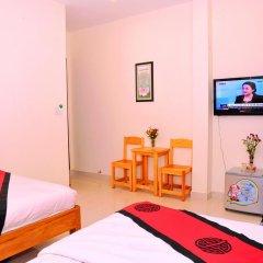 Отель Dalat Flower 3* Улучшенный номер фото 3
