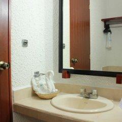 Отель Antillano Мексика, Канкун - отзывы, цены и фото номеров - забронировать отель Antillano онлайн ванная