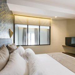 Отель Alberginn Suites Rivoli Les Halles Париж комната для гостей