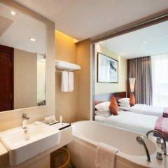 Landmark International Hotel Science City 4* Номер Делюкс с разными типами кроватей фото 7