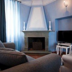 Отель Relais Villa Belvedere 3* Улучшенная студия с различными типами кроватей фото 18