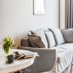 Апартаменты Triton Park Apartments Улучшенные апартаменты с различными типами кроватей фото 14