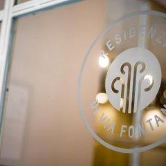 Отель B&b Residenza Di Via Fontana Лукка интерьер отеля
