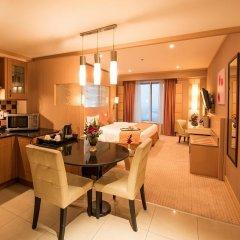 Emirates Grand Hotel 4* Номер Делюкс с различными типами кроватей фото 2