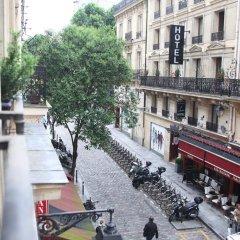 Отель Luxury and Spacious Appartment in Saint Michel балкон