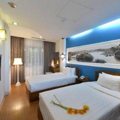 Nova Hotel 3* Номер Делюкс с различными типами кроватей фото 8