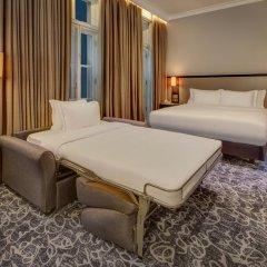 Отель Hilton London Euston 4* Улучшенный номер с различными типами кроватей