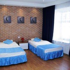 Сити Комфорт Отель 3* Стандартный номер с 2 отдельными кроватями фото 14