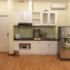 Отель Greenlife ApartHotel 3* Стандартный номер с различными типами кроватей фото 10
