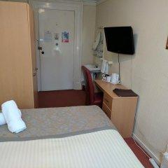Отель The Kelvin 2* Стандартный номер фото 15