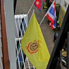 Отель Everest Boutique Бангкок спортивное сооружение