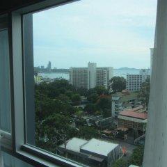 Отель Centric Sea Pattaya Апартаменты с различными типами кроватей фото 34