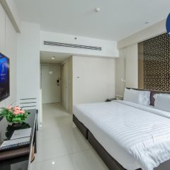 Mandarin Hotel Managed by Centre Point 4* Номер Делюкс с двуспальной кроватью