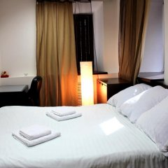 Гостиница Города комната для гостей фото 4