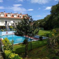 Отель Dúplex Playa La Arena Испания, Арнуэро - отзывы, цены и фото номеров - забронировать отель Dúplex Playa La Arena онлайн балкон