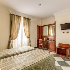 Hotel Contilia 3* Стандартный номер с различными типами кроватей фото 32