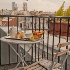 Отель Hôtel Le Regent Paris 3* Стандартный номер с двуспальной кроватью фото 11