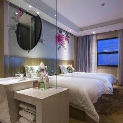 PACO Hotel Guangzhou Dongfeng Road Branch 3* Улучшенный номер с различными типами кроватей фото 2