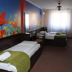 Green Hotel Budapest 4* Стандартный номер фото 2