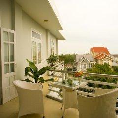 Отель The Moon Villa Hoi An 2* Номер Делюкс с различными типами кроватей фото 11