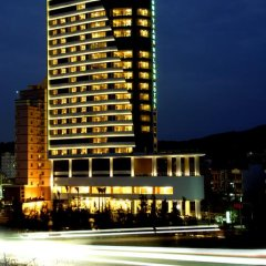 Muong Thanh Grand Ha Long Hotel 4* Номер Делюкс с различными типами кроватей фото 12