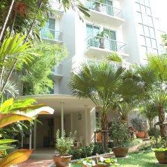 Отель P.K. Garden Home 3* Апартаменты фото 13