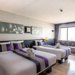 Nouvo City Hotel 4* Стандартный номер с различными типами кроватей фото 3