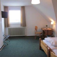Hotel Waldesruh 2* Стандартный номер с двуспальной кроватью фото 2