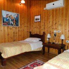 Отель MANGALEMI Берат комната для гостей