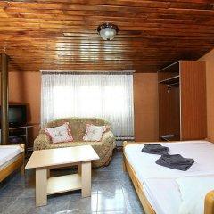 Отель Babilina 2* Улучшенный номер с различными типами кроватей фото 16