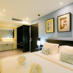 Отель The House Patong 3* Улучшенный номер с различными типами кроватей фото 6
