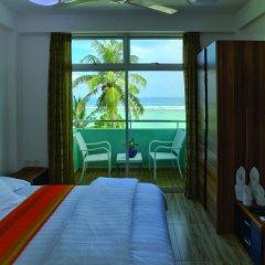 Отель Beach Sunrise Inn Мальдивы, Северный атолл Мале - отзывы, цены и фото номеров - забронировать отель Beach Sunrise Inn онлайн комната для гостей фото 4