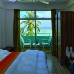 Отель Beach Sunrise Inn комната для гостей фото 5