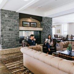 Отель Fairmont Banff Springs 4* Стандартный номер с различными типами кроватей