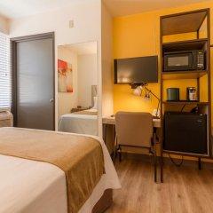 Отель Kawada Hotel США, Лос-Анджелес - отзывы, цены и фото номеров - забронировать отель Kawada Hotel онлайн в номере