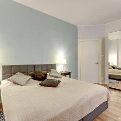 Апартаменты Sopot Prestige by Welcome Apartment Сопот комната для гостей
