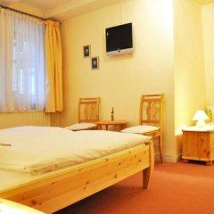 Hotel Deutsches Haus 3* Стандартный номер фото 10