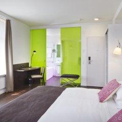 Sorell Hotel Rütli 3* Улучшенный номер с двуспальной кроватью фото 3