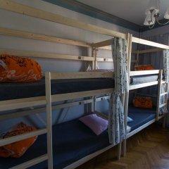 Artist Hostel na Kievskoy Кровать в общем номере с двухъярусной кроватью фото 2