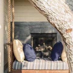Отель Carmel Valley Ranch 4* Студия с различными типами кроватей фото 9