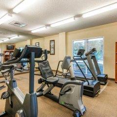 Отель Comfort Inn & Suites near Universal Orlando Resort фитнесс-зал